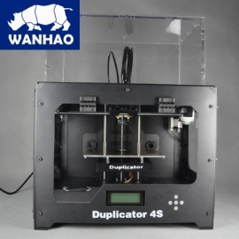 "Wanhao Duplicator 4S ""IRON MAN"""